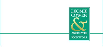 Leonie Cowen and Associates logo